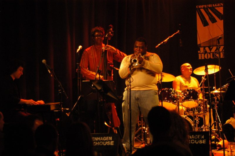 At Copenhagen Jazzhouse