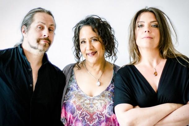 "Mazur/Cronholm/Jonsson Trio – presents the album ""Flamingo Sky"""