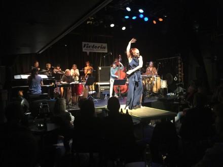 Marilyn Mazur's Shamania at Nasjonal Jazzscene, Oslo